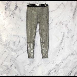 HELMUT LANG Lamb Leather Pant/Leggings